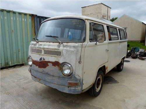 1968 VW Bay Window Microbus LHD USA import SOLD (picture 2 of 6)