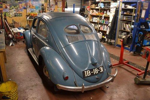 1952 VW Kafer, Volkswagen Beetle, Volkswagen Kever For Sale (picture 2 of 6)