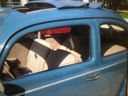1952 VW Kafer, Volkswagen Beetle, Volkswagen Kever For Sale (picture 3 of 6)