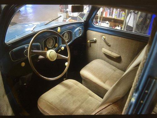 1952 VW Kafer, Volkswagen Beetle, Volkswagen Kever For Sale (picture 4 of 6)
