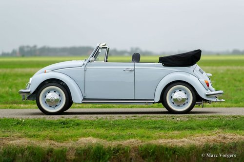 1970 VOLKSWAGEN 1500 CABRIOLET TOP CONDITION VERY RARE For Sale (picture 1 of 6)