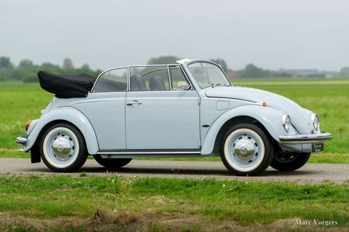 1970 VOLKSWAGEN 1500 CABRIOLET TOP CONDITION VERY RARE For Sale (picture 2 of 6)