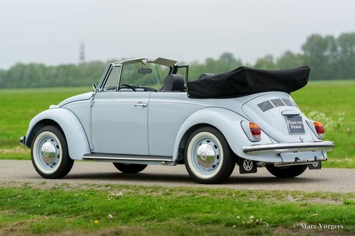 1970 VOLKSWAGEN 1500 CABRIOLET TOP CONDITION VERY RARE For Sale (picture 3 of 6)