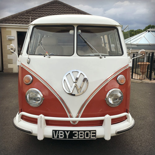 1967 VW Split Screen CamperVan- Californian Import SOLD (picture 2 of 6)