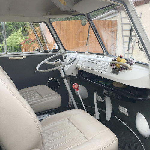 1967 VW Split Screen CamperVan- Californian Import SOLD (picture 4 of 6)