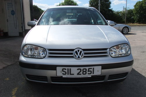 2003 VOLKSWAGEN GOLF 1.6 SE 5DR AUTOMATIC SOLD (picture 4 of 6)
