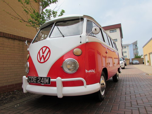 1974 VW Split screen 15 window Kombi (Converted) For Sale (picture 1 of 6)