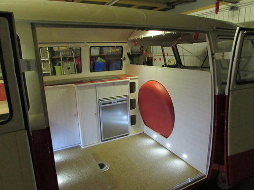 1974 VW Split screen 15 window Kombi (Converted) For Sale (picture 4 of 6)