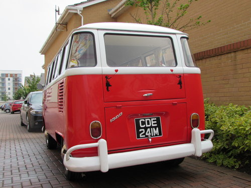 1974 VW Split screen 15 window Kombi (Converted) For Sale (picture 6 of 6)