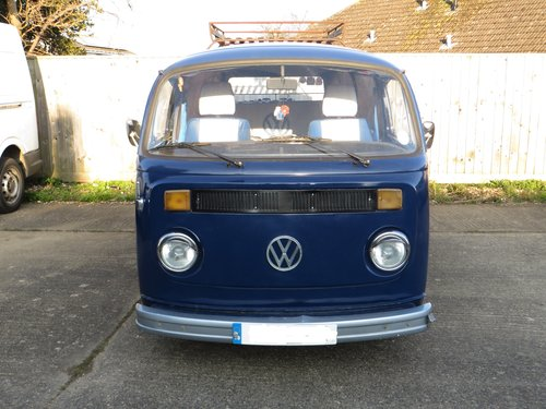 1973 VWT2 Campervan/Panelvan For Sale (picture 1 of 5)