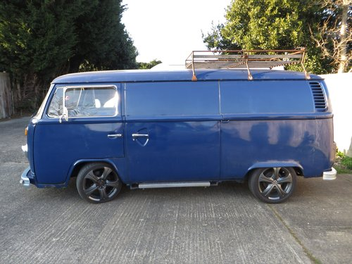 1973 VWT2 Campervan/Panelvan For Sale (picture 2 of 5)