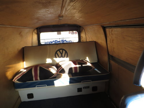 1973 VWT2 Campervan/Panelvan For Sale (picture 4 of 5)