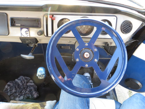 1973 VWT2 Campervan/Panelvan For Sale (picture 5 of 5)