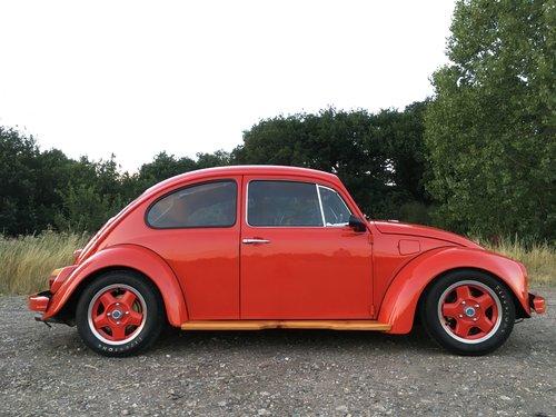 1968 VW Volkswagen Beetle beautiful UK RHD For Sale (picture 1 of 6)