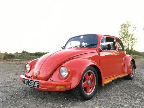 1968 VW Volkswagen Beetle beautiful UK RHD For Sale (picture 2 of 6)