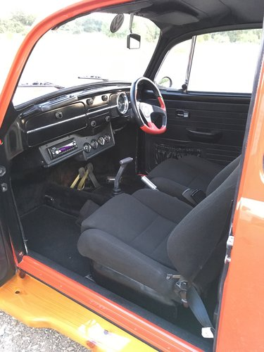 1968 VW Volkswagen Beetle beautiful UK RHD For Sale (picture 5 of 6)