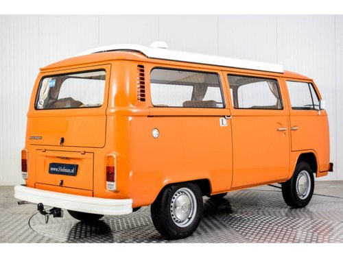 1975 Volkswagen T2 Camper Devon only 31000 km! For Sale (picture 2 of 6)