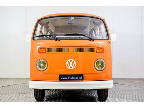 1975 Volkswagen T2 Camper Devon only 31000 km! For Sale (picture 6 of 6)