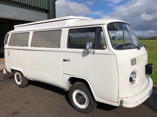 1974 T2 Conversion to Catering or promotional Van For Sale (picture 2 of 6)