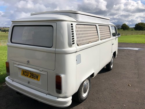 1974 T2 Conversion to Catering or promotional Van For Sale (picture 5 of 6)
