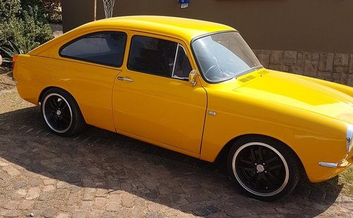 1969 VW Fastback with 2.0L Turbo engine SOLD (picture 2 of 6)