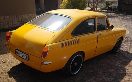 1969 VW Fastback with 2.0L Turbo engine SOLD (picture 3 of 6)