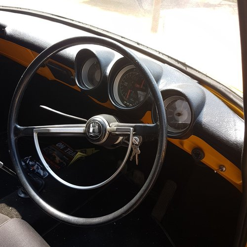 1969 VW Fastback with 2.0L Turbo engine SOLD (picture 5 of 6)