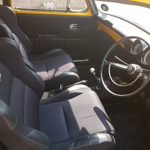 1969 VW Fastback with 2.0L Turbo engine SOLD (picture 6 of 6)