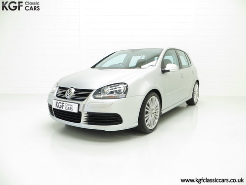 2006 A Phenomenal Volkswagen Golf 3.2 V6 R32 with 25,605 Miles  SOLD (picture 2 of 6)