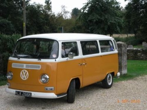 VW T2 (Bay window) 1972 Crossover  For Sale (picture 1 of 5)