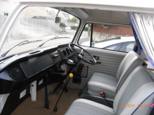 VW T2 (Bay window) 1972 Crossover  For Sale (picture 2 of 5)