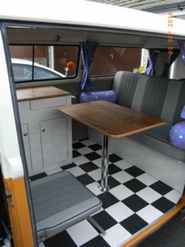 VW T2 (Bay window) 1972 Crossover  For Sale (picture 3 of 5)
