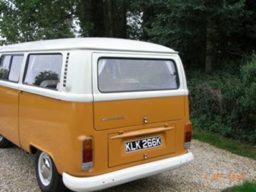 VW T2 (Bay window) 1972 Crossover  For Sale (picture 5 of 5)