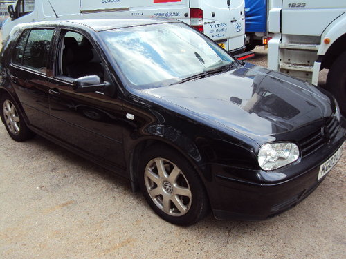 2003 RARE TO FIND VOLKSWAGEN GOLF V6 4 MOTION  For Sale (picture 2 of 6)