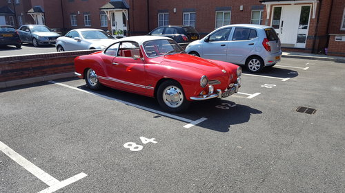 1969 Volkswagon karmann ghia SOLD (picture 1 of 6)
