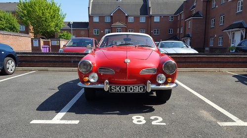 1969 Volkswagon karmann ghia SOLD (picture 2 of 6)