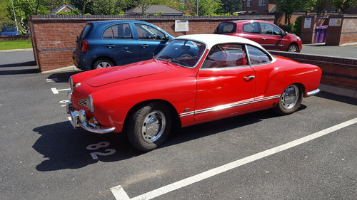 1969 Volkswagon karmann ghia SOLD (picture 6 of 6)