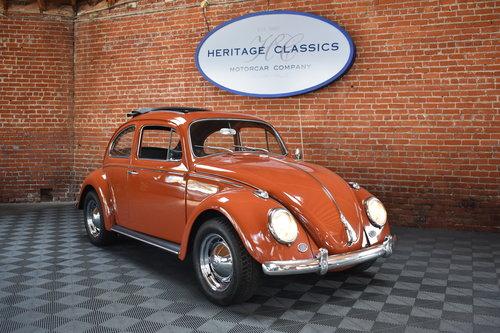 1960 Volkswagen Beetle For Sale (picture 1 of 6)