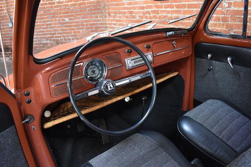 1960 Volkswagen Beetle For Sale (picture 5 of 6)