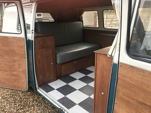 1967 So42 Westfalia (rare) Spllitscreen VW Camper For Sale (picture 4 of 6)