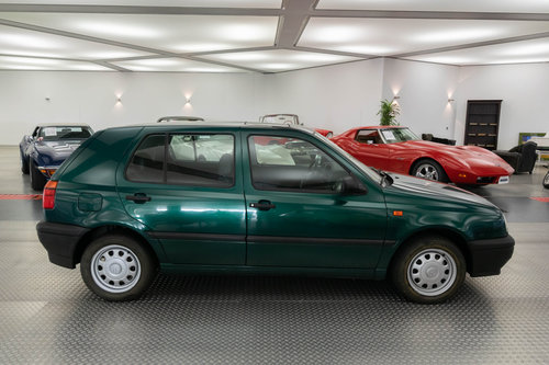 1995 VW Golf III 1.4 LHD For Sale (picture 2 of 6)