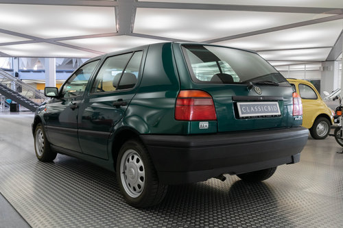 1995 VW Golf III 1.4 LHD For Sale (picture 3 of 6)