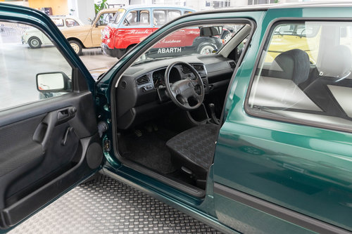 1995 VW Golf III 1.4 LHD For Sale (picture 5 of 6)