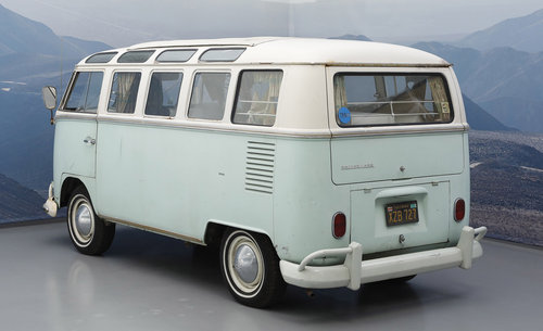 1966 VW Samba Bus 21 Windows For Sale (picture 2 of 6)
