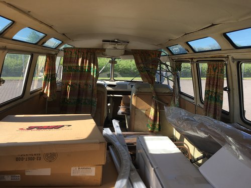 1966 VW Samba Bus 21 Windows For Sale (picture 6 of 6)