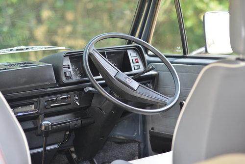 1989 Volkswagen VW T25 Camper SOLD (picture 4 of 6)