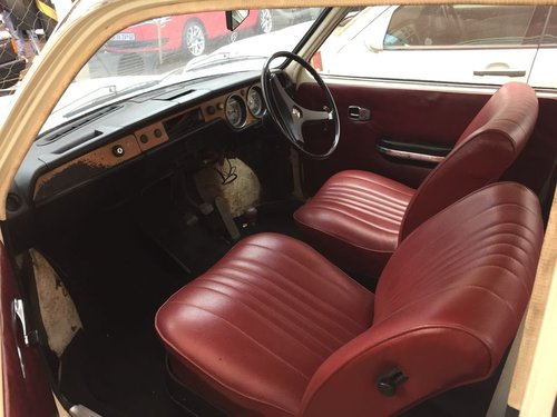 1969 Vw 411 Variant 2Door Coupe For Sale (picture 4 of 5)