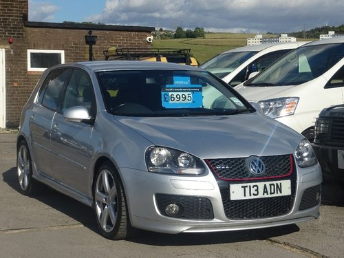 2008 Volkswagen Golf 2.0 TFSI GTI Pirelli 5dr LIMITED EDITION PIR For Sale (picture 1 of 5)