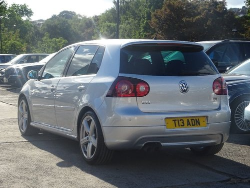 2008 Volkswagen Golf 2.0 TFSI GTI Pirelli 5dr LIMITED EDITION PIR For Sale (picture 2 of 5)