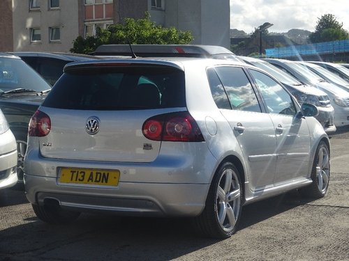 2008 Volkswagen Golf 2.0 TFSI GTI Pirelli 5dr LIMITED EDITION PIR For Sale (picture 3 of 5)